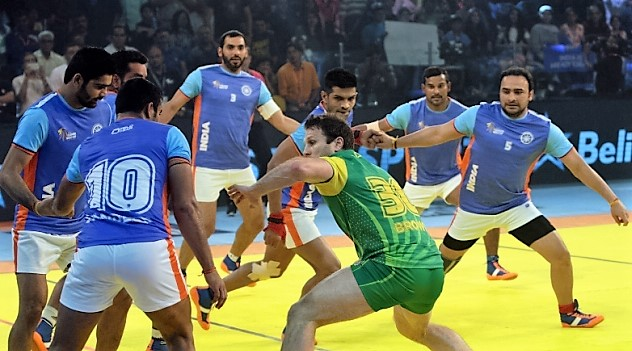India vs Argentina 2016 Kabaddi World Cup Match Live Score, Live Streaming, Team News And Prediction