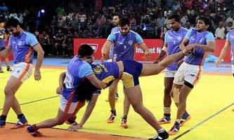 India vs Iran Final Kabaddi World Cup 2016 Live Updates