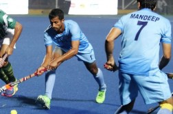 India vs Pakistan Asian Champions Trophy 2016 Hockey