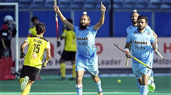 India vs Malaysia Hockey 2016 Asian Champions Trophy Match Live Score, Live Streaming And News