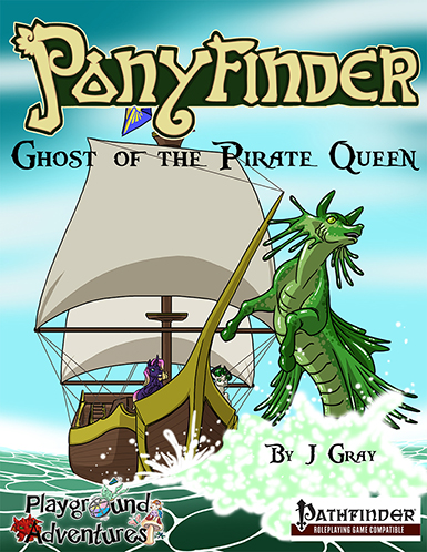 Ghost of the Pirate Queen coversmall