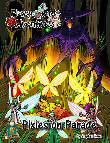 Pixies on Parade - 5E-1