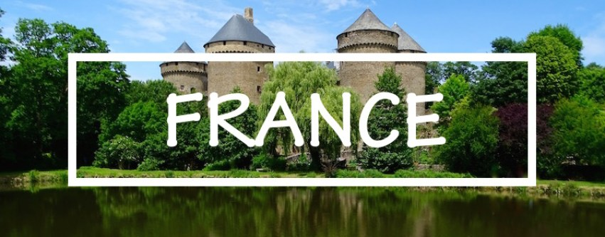Playing the world - France - voyage