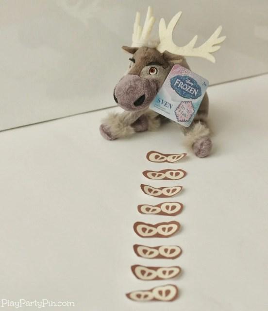 Sven reindeer