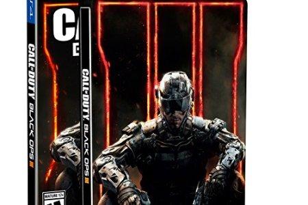 call of duty black ops iii steelbook edition playstation 4 amazon exclusive 0