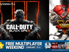 Free PS4 Multiplayer Weekend 1