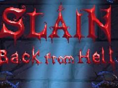 Slain: Back From Hell header