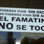 """HABLA LA OSISKO: """"Respetaremos la voluntad del pueblo de Famatina"""""""