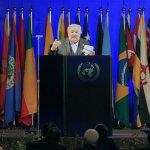 Mujica: cambiar la sociedad para salvar el planeta