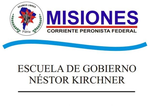 Escuela de gobierno NK Misiones