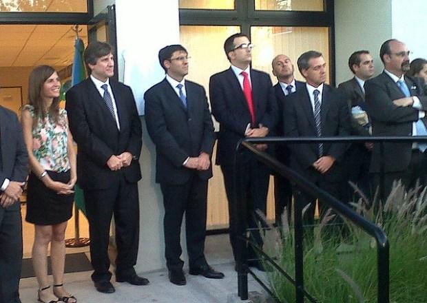 Inauguracion sede ANSES Kirchner en Mar del Plata