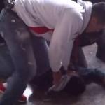 Detienen violentamente a delegados de ATE