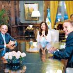 "YPF, ejemplo del ""modus operandi"" K: Y Páguele Fuerte"