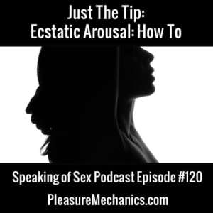 Ecstatic Arousal: How To: Free Podcast