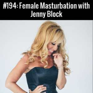Female Masturbation with Jenny Block