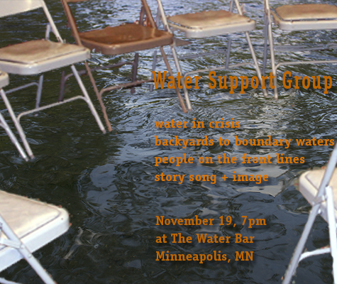 Water Support Group, Minneapolis
