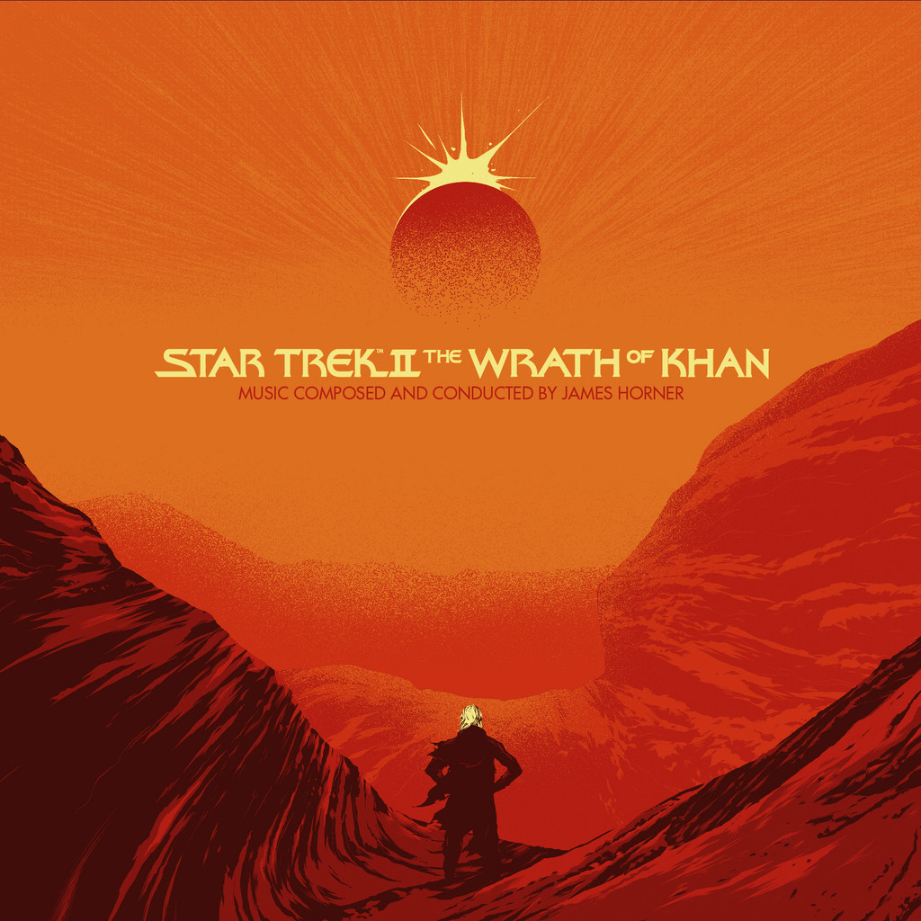 William Shatner and Star Trek II The Wrath of Khan