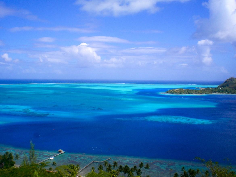 Polinesia, Bora Bora