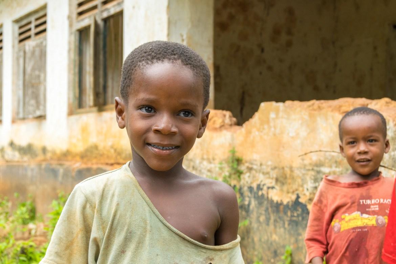 zanzibar. child, smile, Africa