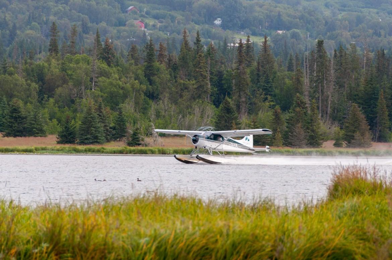 Alaska, seaplane