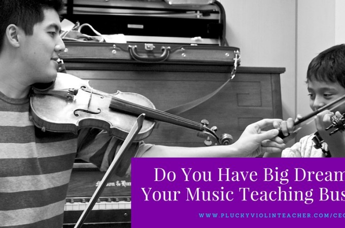 Are you ready to take your music teaching business to the next level?