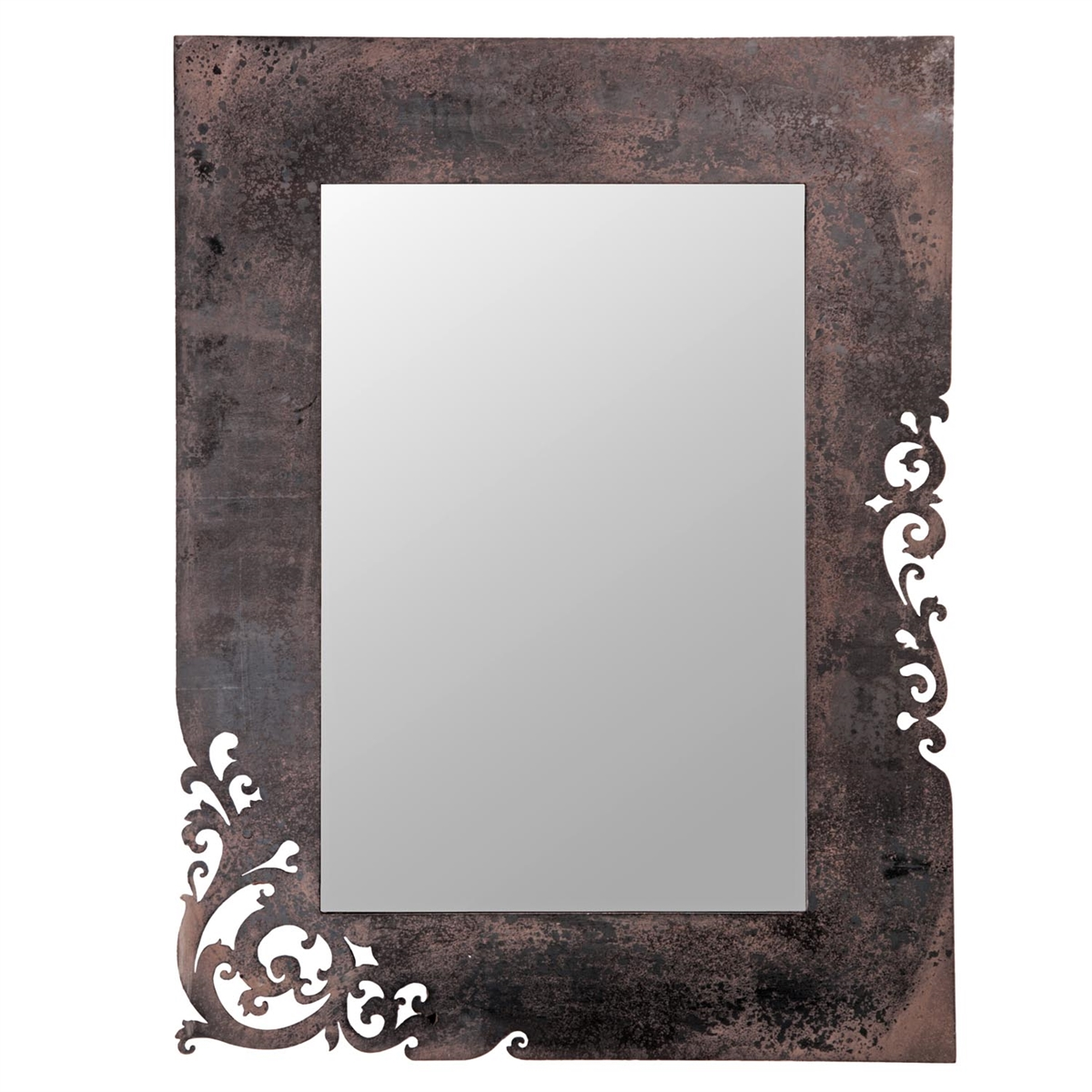 Outstanding Floral Cut Mirror Plum Post How To Cut A Mirror Into An Oval How To Cut A Mirror A Dremel houzz-03 How To Cut A Mirror