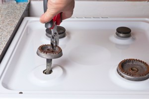 repair gas stove
