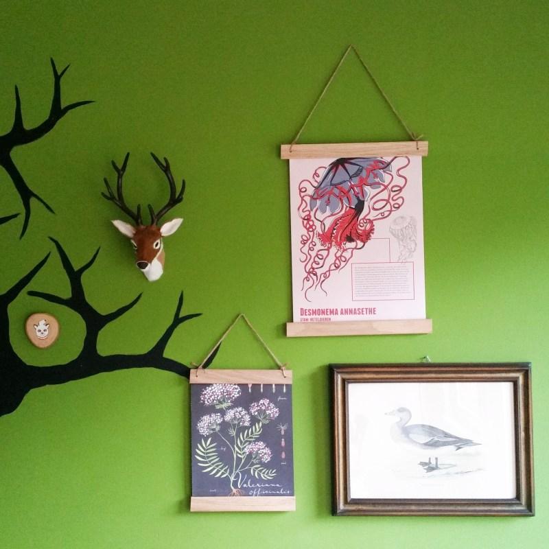 Last Week - I started a new gallery wall