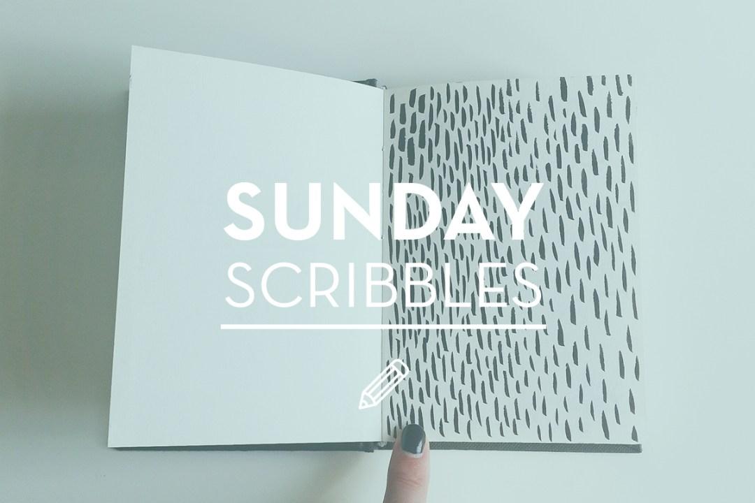 Sunday Scribbles