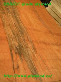 DBB/CC grade plywood
