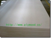 MDF From China