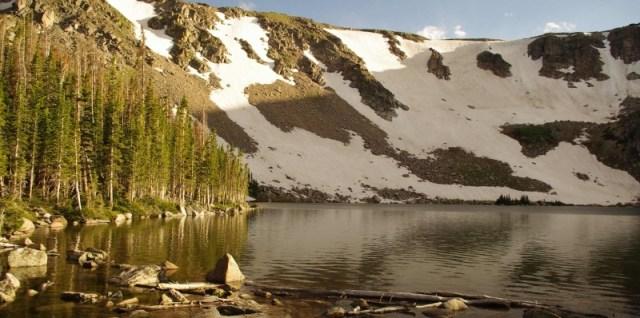 Sugar Bowl Lake