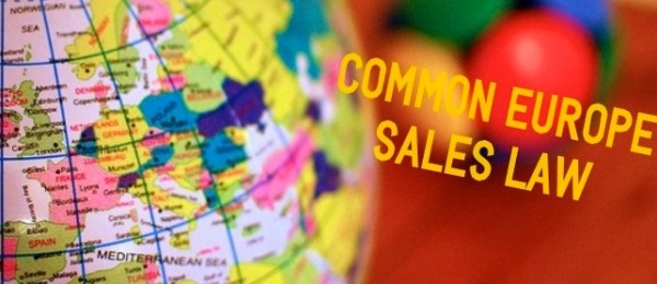 "Verso la creazione di un ""Common European Sales Law"""