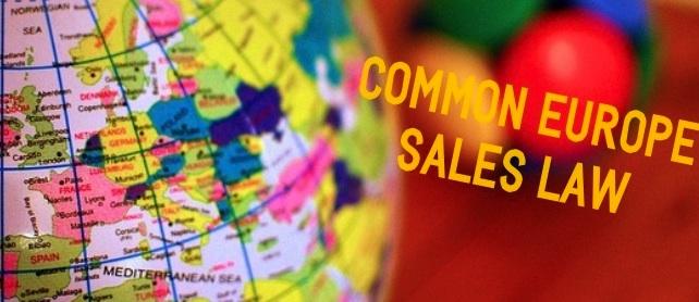 Verso una common Europe sales law