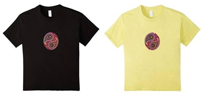Stylish T-Shirts by Paisley Circle