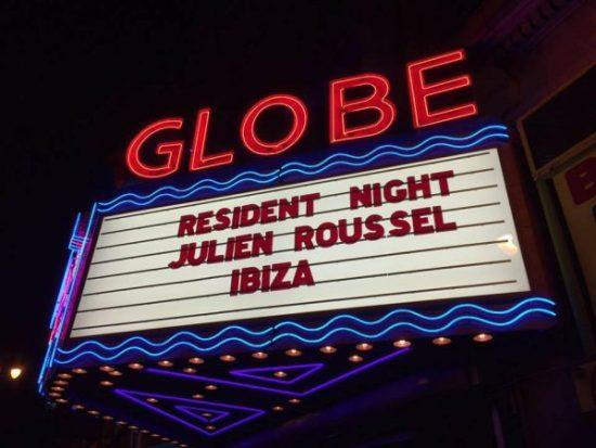 DJ JULIEN ROUSSEL