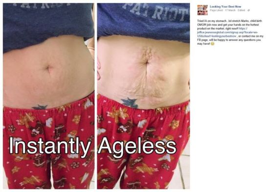 Instantly Ageless - Anti aging cream1