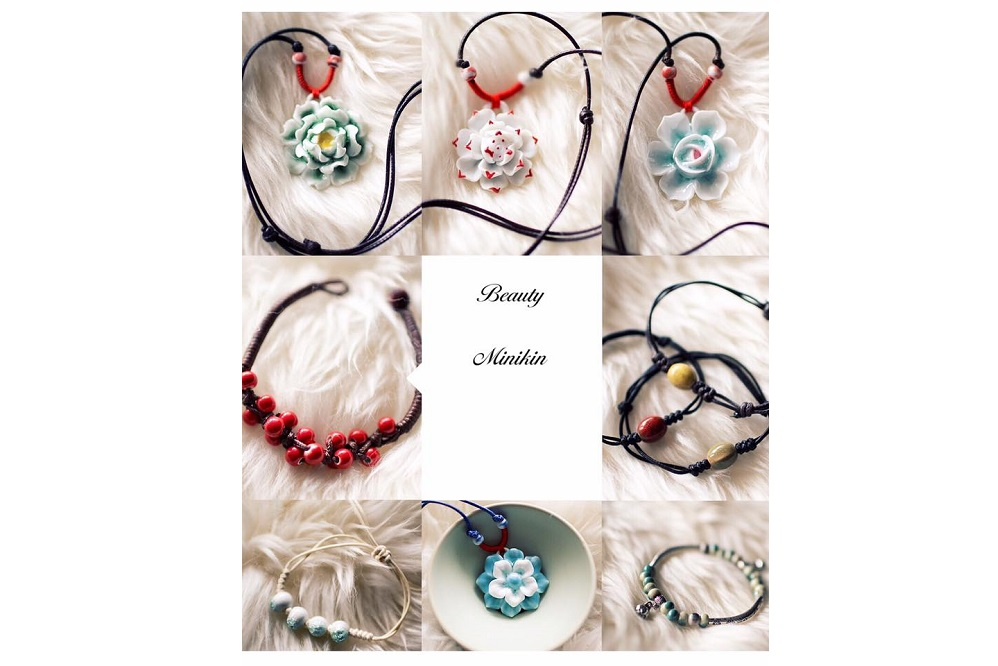 Handmade beautiful and elegant jewelry On Sale