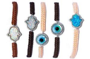 Mana Culture's Evil Eye Bracelets Are Getting Popular