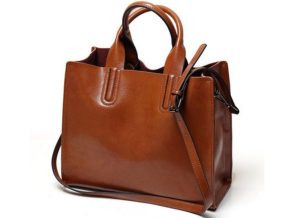 JeHouze Women's Genuine Leather Handbag – Your Ultimate Choice