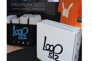 Stylish and Comfortable Loop512 Tees, Designed to Fit Your Body