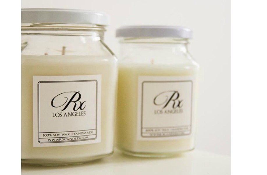 Make Your House Smell Wonderful With RX Candles
