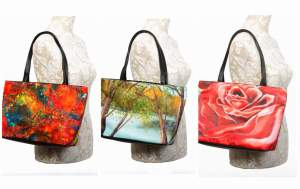 Buy Beautiful, colorful and artistic handbags on TJSOURCE