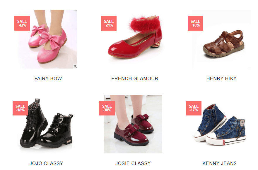 Yui Kids offers high quality stylish shoes for kids at good prices