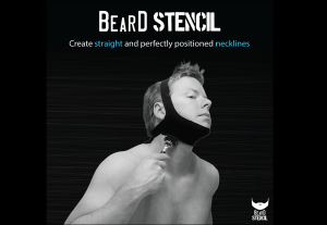 Beard Stencil | Create The Perfect Beard Every Time