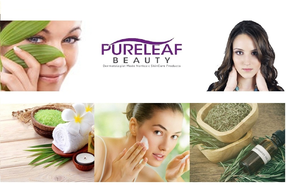 All Natural, Paraben & Cruelty Free Pure Leaf Beauty Products