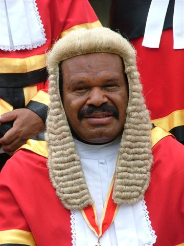 Political shenanigans in PNG: Could the Chief Justice be involved?