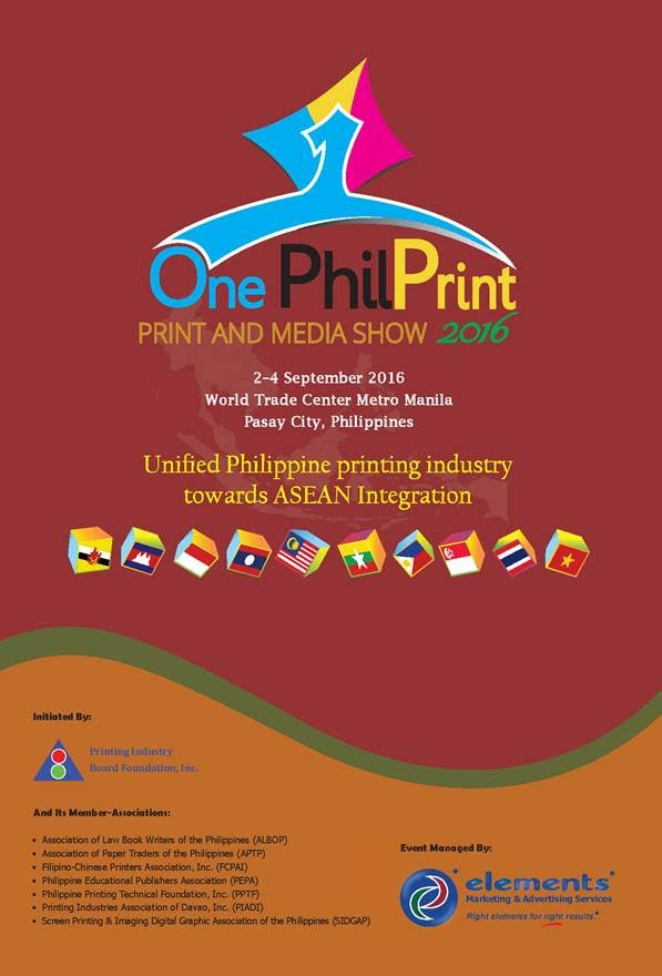 One PhilPrint Print and Media Show 2016