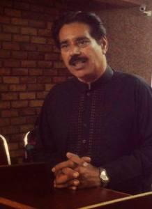 Muhammad Shanazar