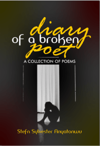 diary of a borken poet cover page